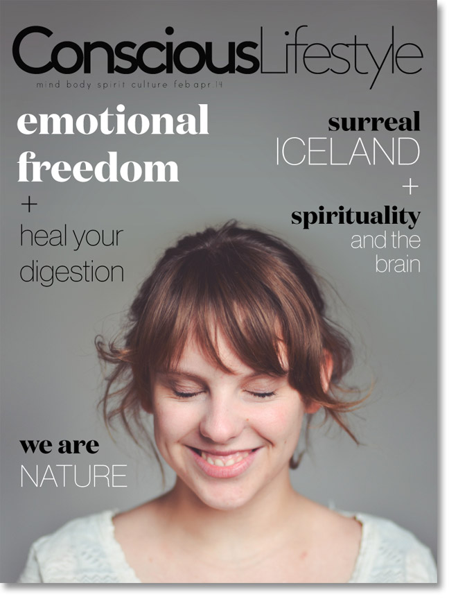 Issue-003-Summer 2014 Conscious Lifestyle Magazine