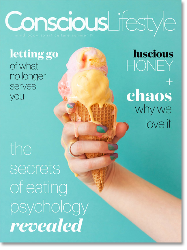 Issue-004-Fall 2014 Conscious Lifestyle Magazine