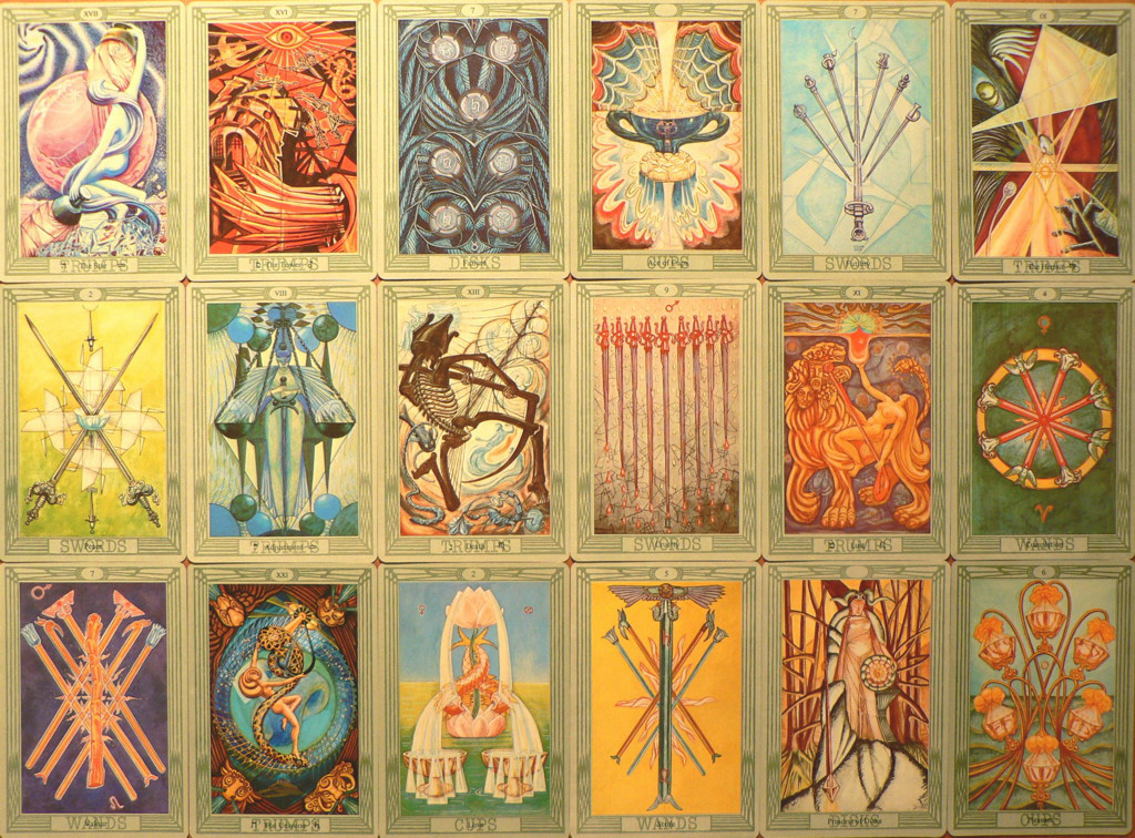 The Art Of Tarot Using The Tarot Deck To Create Your Future