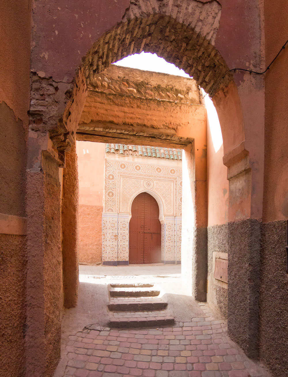 Morrocco-Marrakesh-Alleyway-travel