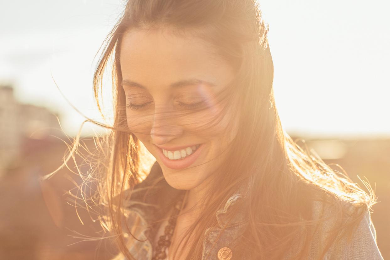 grateful-woman-smiling