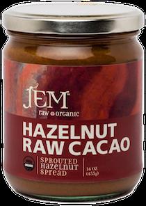 medicinal hazelnut raw caco