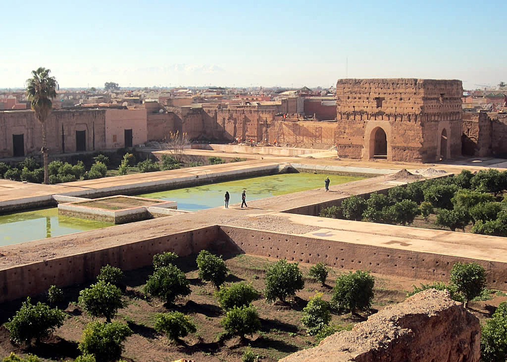 things-to-do-in-marrakech-morocco-palais-el-badi