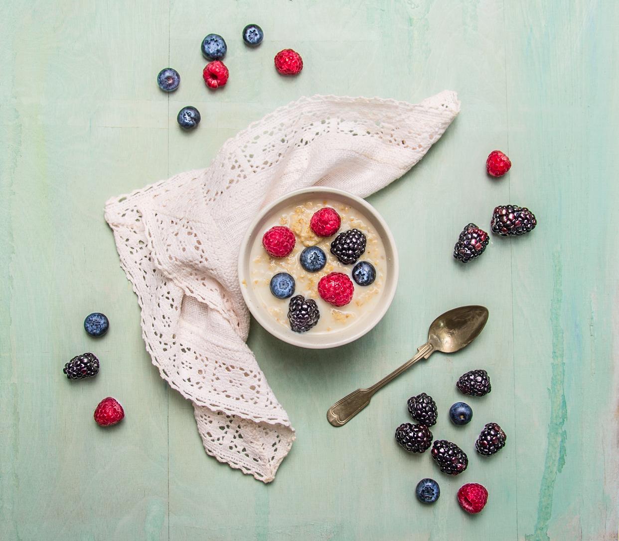 pitta-kapha-vata-diet-berries