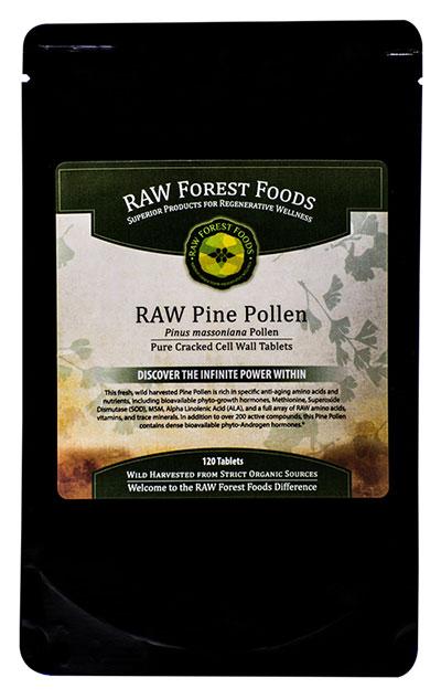 raw-forest-foods-pollen-powder