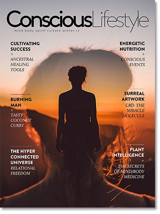 Issue 013 - Conscious Lifestyle Magazine