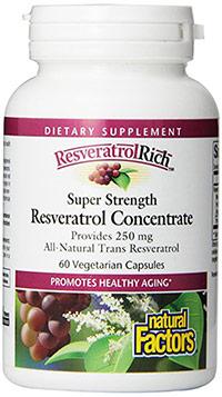Resveratrol-anti-aging