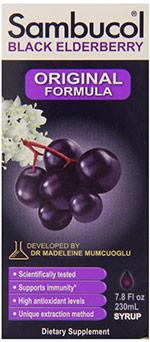 Sambucol-elderberry