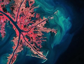 Earth Art: Surreal Images of the Planet Like You've Never Seen It Before