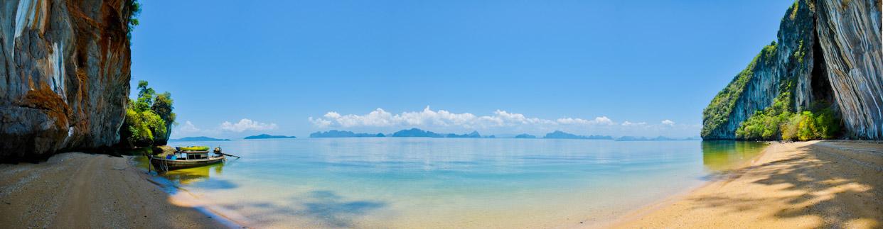 Ao-Phang-Nga-national-park-beach-thailand