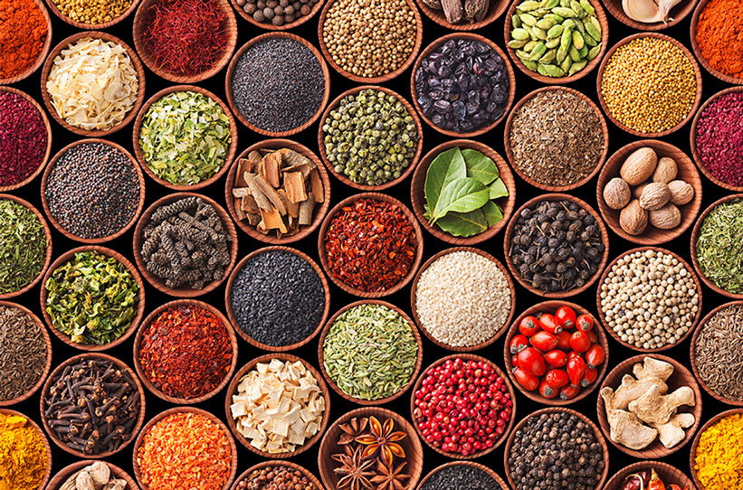 7 Ultra Healthy Spices That Supercharge Your Body as You Eat