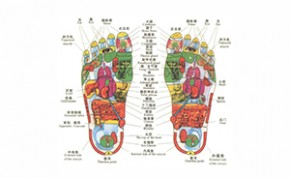 Touch This Special Chinese Foot Reflexology Point to Activate Your Body's Natural Healing Abilities