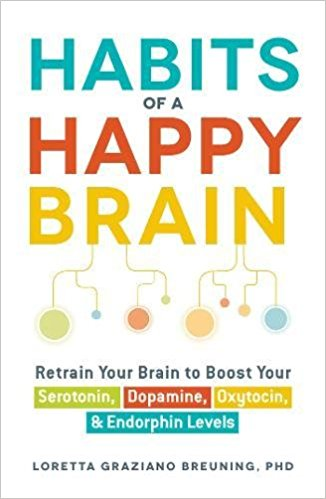 habits of a happy brain cover