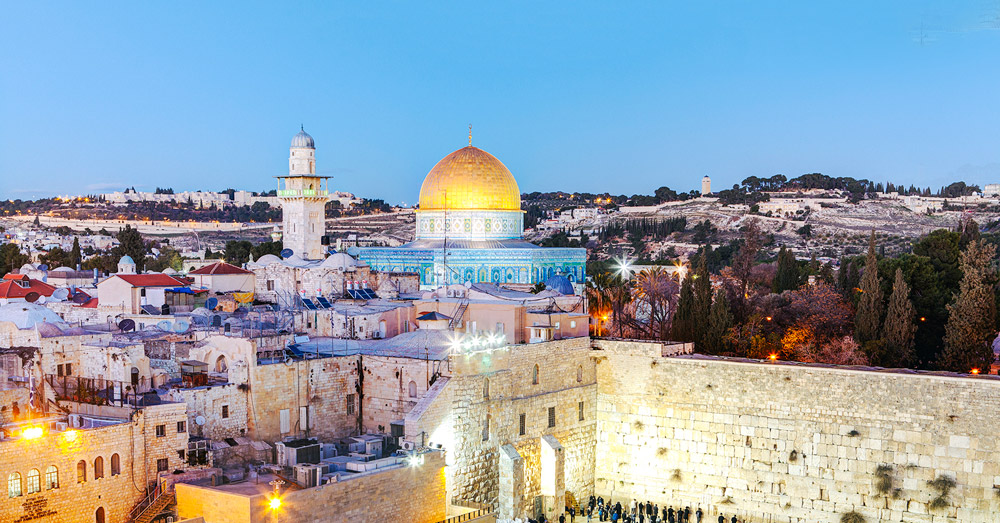 Conscious Travel Guide Israel: Journey Through the Holy Land