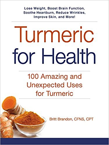 turmeric for health book cover