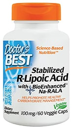Doctors-Best-R-Lipoic-Acid