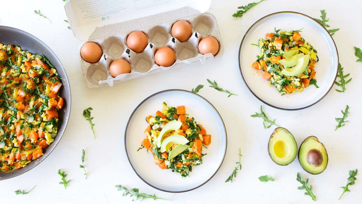 Superfood Scramble Recipe: Supercharge Your Breakfast