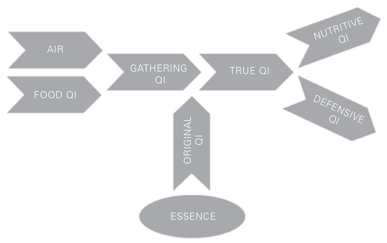 Figura 46 Criação de Qi