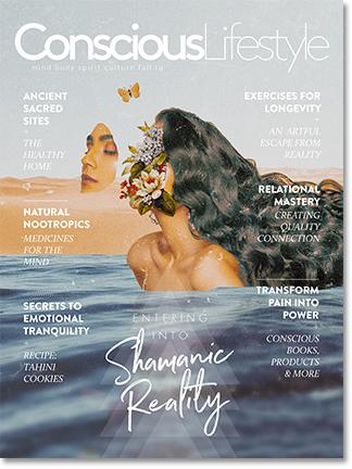 Issue 021 Conscious Lifestyle Magazine