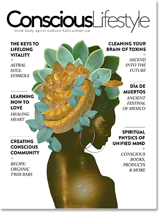 Conscious Lifestyle Magazine Issue 026